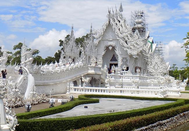 thailand 4 day Chiang Rai